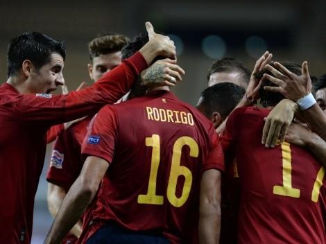 Sí, esto pasó: ¡España aplastó 6-0 a Alemania y pasó al Final Four!