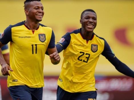 Ecuador demolish Colombia with a 6-1 victory at home