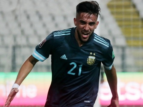 Argentina earn a comfortable 2-0 win over Peru at Lima