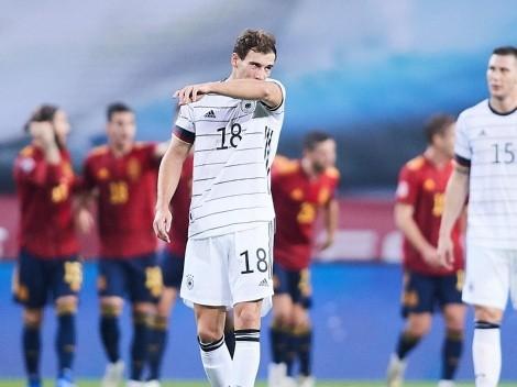 Se burló de Messi luego del 8 a 2 y en Twitter no lo perdonaron luego de la derrota contra España