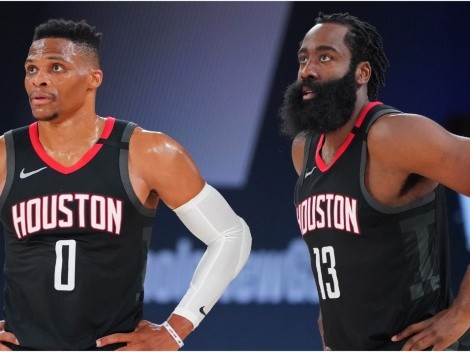 The real reason why James Harden and Russell Westbrook want to leave the Rockets