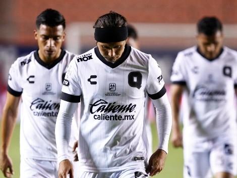 """Los 12 jugadores que Querétaro """"desechará"""" para el Clausura 2021"""