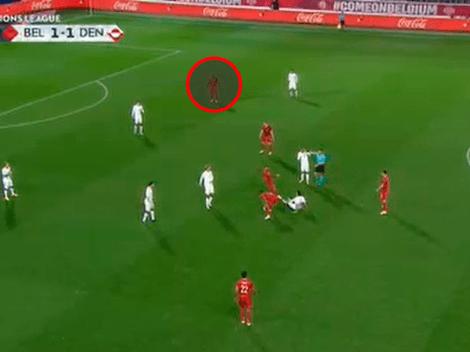 Video: Bélgica jugó rápido y Lukaku puso a su Selección un paso más cerca del Final 4