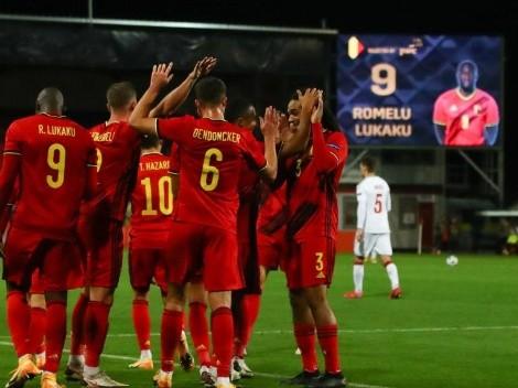 Bélgica le ganó a Dinamarca y se metió en el Final 4 con tres campeones del mundo