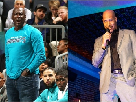 NBA fans go crazy over possibility of seeing Michael Jordan playing LaVar Ball 1-on-1
