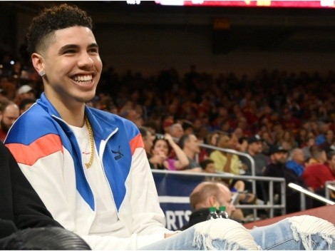 LaMelo Ball's father mocks him for signing with Puma