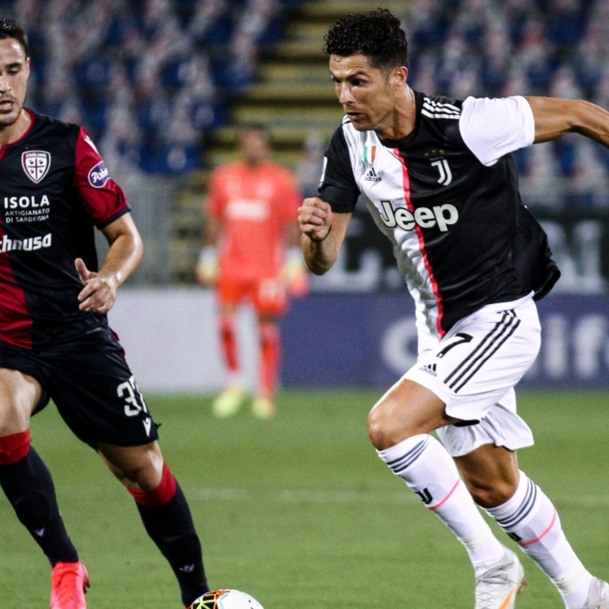 Serie A 2020 21 Juventus Vs Cagliari How To Watch Or Live Stream Online Today In The Us Predictions And Odds Watch Here Bolavip Us