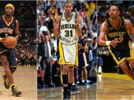 From the ABA to the NBA: The 25 greatest Indiana Pacers of all time