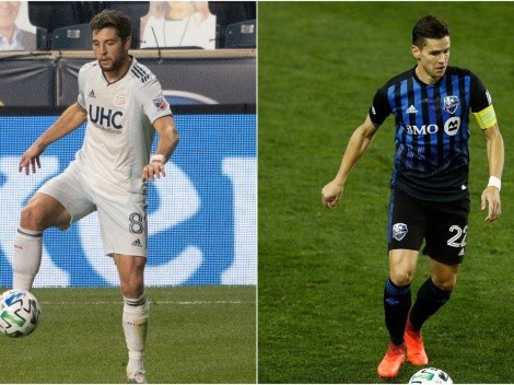 New England Revolution and Montreal Impact clash in MLS Playoffs match today