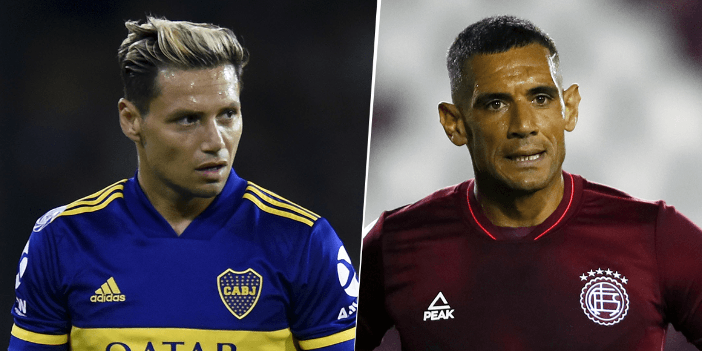 Boca vs. Lanús (Fotos: Getty Images)