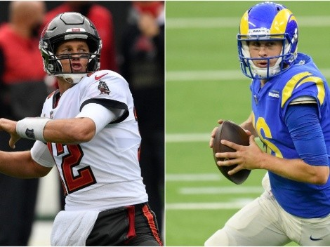 Bucs and Rams square off for Monday Night Football