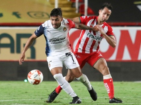 Chivas and Necaxa square off tonight in an exciting playoff game