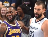 El equipazo de LeBron: una nueva estrella llega a los Lakers