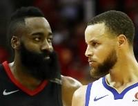 El traspaso que rompería todo: Harden a los Warriors por 4 jugadores