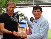 El futuro de Ricardo Gareca en Perú: tuvo reunión con Agustín Lozano