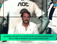 Michael Succar escogió al responsable del mal momento de Alianza Lima