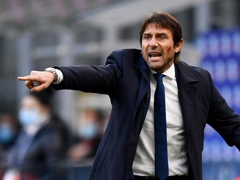 """Conte, DT del Inter: """"El Real Madrid no puede llorar por sus ausencias"""""""