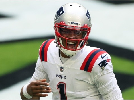 Cam Newton doesn't want to talk about his future with the Patriots