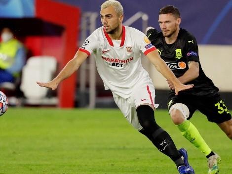 Qué canal transmite Krasnodar vs. Sevilla por la Champions League