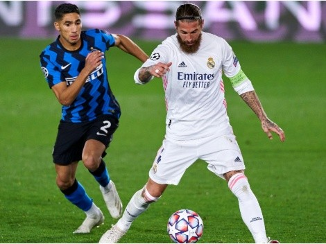 Inter host Real Madrid today in exciting Champions League game