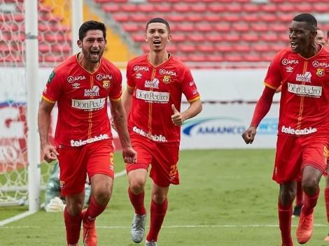Qué canal transmite Herediano vs. Real Estelí por la Liga CONCACAF