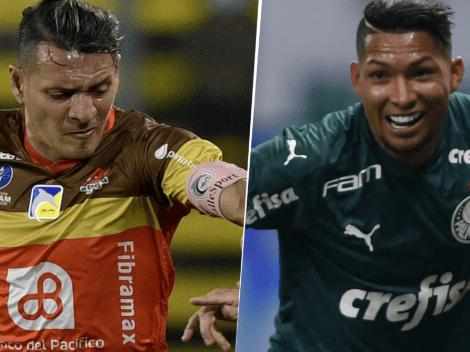 EN VIVO: Delfín vs. Palmeiras por la Copa Libertadores