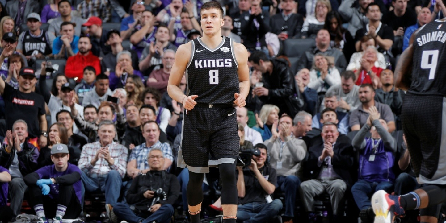 Bogdanovic no seguirá en Sacramento Kings