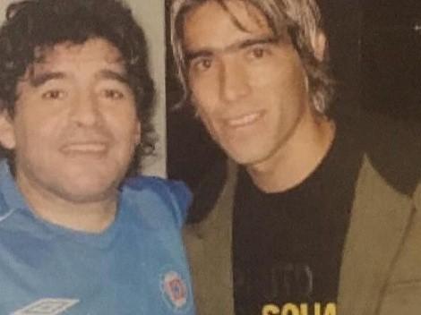 QEPD: El día en que Maradona vistió la playera de Cruz Azul