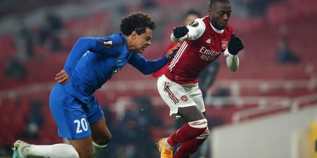 Arsenal vs. Molde EN VIVO Y EN DIRECTO por la Europa League HORARIO Y CANAL DE TV | Bolavip