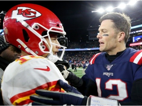 From GOAT to young GOAT: Patrick Mahomes reveals what Tom Brady once told him