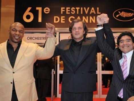 Mike Tyson says goodbye to 'hero' Diego Maradona with touching message