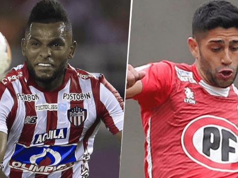EN VIVO: Junior vs. Unión La Calera por la Copa Sudamericana