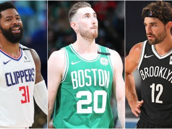 Los Angeles Clippers, Boston Celtics y Brooklyn Nets