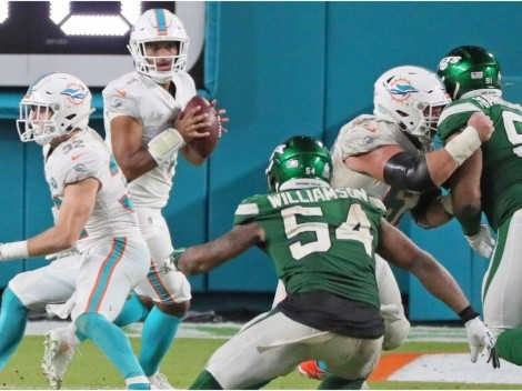 New York Jets vs Miami Dolphins: How to watch 2020 NFL season, predictions, and odds