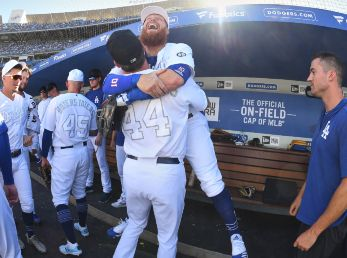 Dodgers, principales favoritos de cara a 2021 (Foto: Getty)
