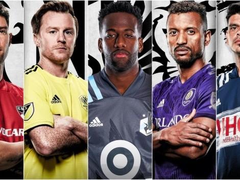 5 equipos de la MLS intentarán levantar el cetro por primera vez