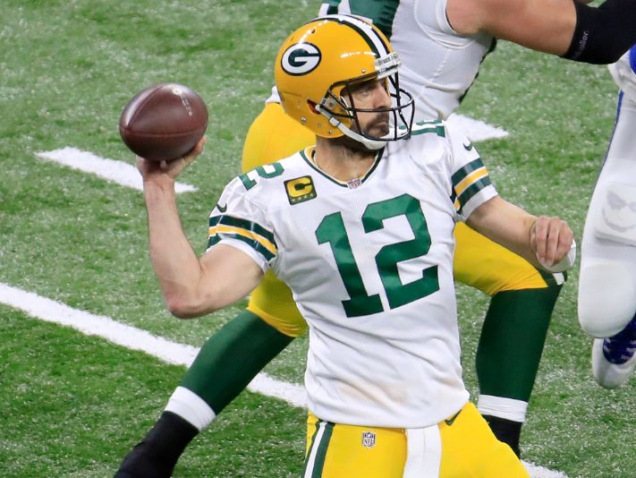 Green Bay Packers vs. Chicago Bears juegan por la semana 12 de la NFL este domingo (Getty Images)