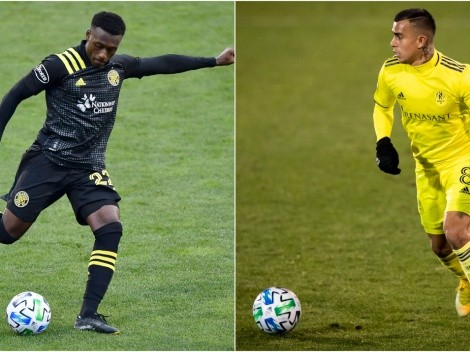 Columbus Crew host Nashville for the MLS Cup Playoffs
