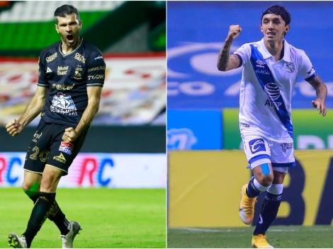León and Puebla meet again for the Liga MX playoffs