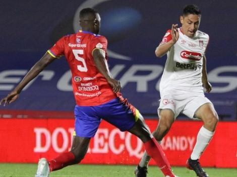 EN VIVO: Independiente Santa Fe vs. Deportivo Pasto por la Liga Betplay