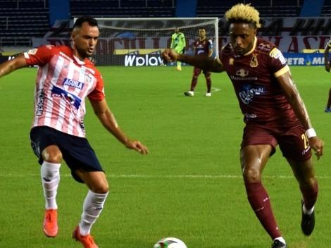 EN VIVO: Deportes Tolima vs. Junior de Barranquilla por la Liga Betplay