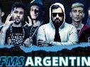 FMS Argentina - Posiciones