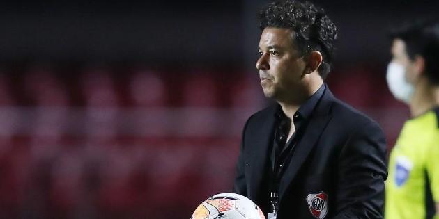 River ya tiene el equipo para recibir a Athletico Paranaense por la Copa Libertadores | Bolavip