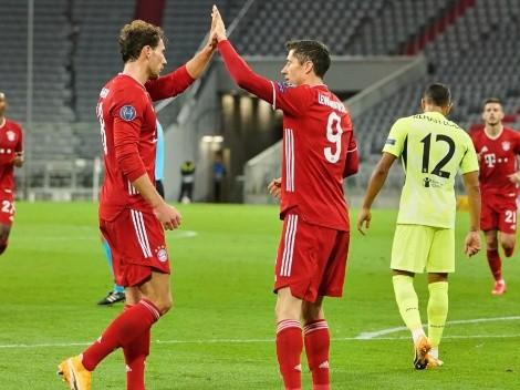 Atlético de Madrid host defending champions Bayern today