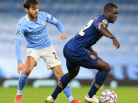 Porto and Manchester City clash in exciting Champions League game