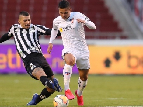Santos vs LDU Quito: How to watch 2020 Copa Libertadores round of 16 today, predictions and odds