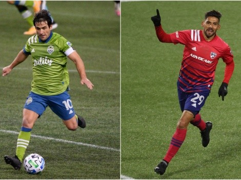 Seattle Sounders and FC Dallas clash for a place in the Western Finals