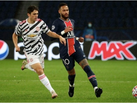 Manchester United and PSG clash in exciting Champions League match