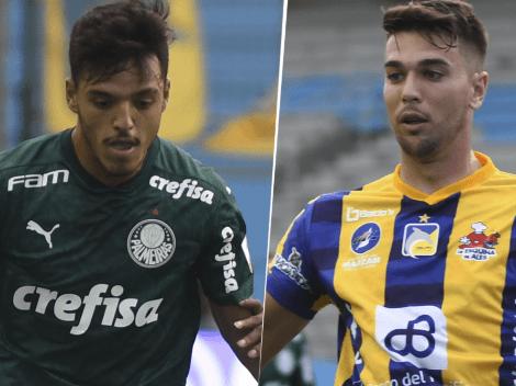 EN VIVO: Palmeiras vs. Delfín por la Copa Libertadores