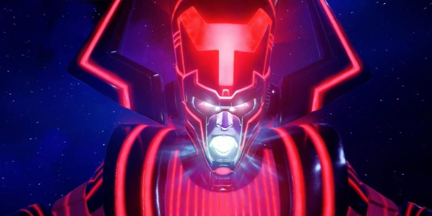 La Guerra del Nexus en Fortnite - Video y fotos del Evento de Galactus
